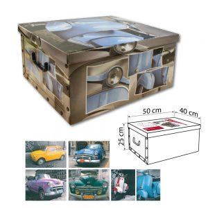 dekorativna kutija za odlaganje retro