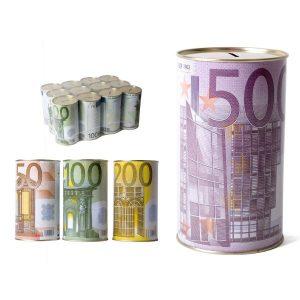 kasica metalna euro