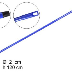 Drska za mop plava 1,20m