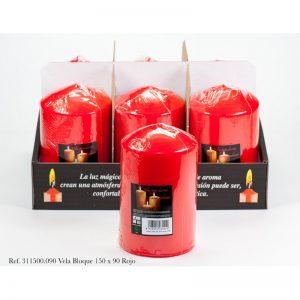Sveca 150×90 crvena