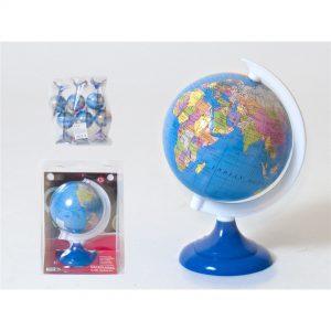 Ostrac globus 13×8,5cm