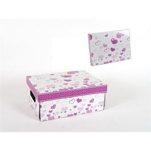 Kutija kartonska srce