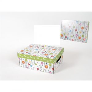 Kutija kartonska cvece