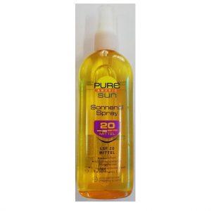 Pure sprej 200ml SPF20