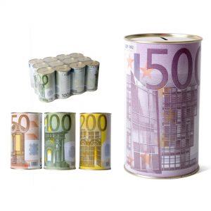 Kasica metalna euro 1.5kg