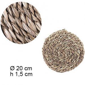 Podmetac drveni 20cm