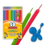 Baloni za modeliranje 50/1 mix