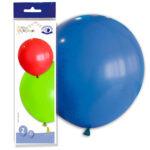 Baloni 2/1 pastelni
