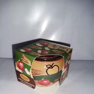 Sveca teglica jabuka-cimet