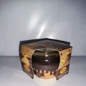 Sveca teglica kolacici-krem