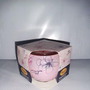 Sveca teglica magnolia