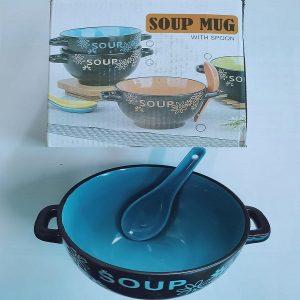 Solja za supu sa kasicicom