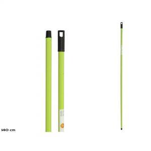 Drska za mop 140cm zelena